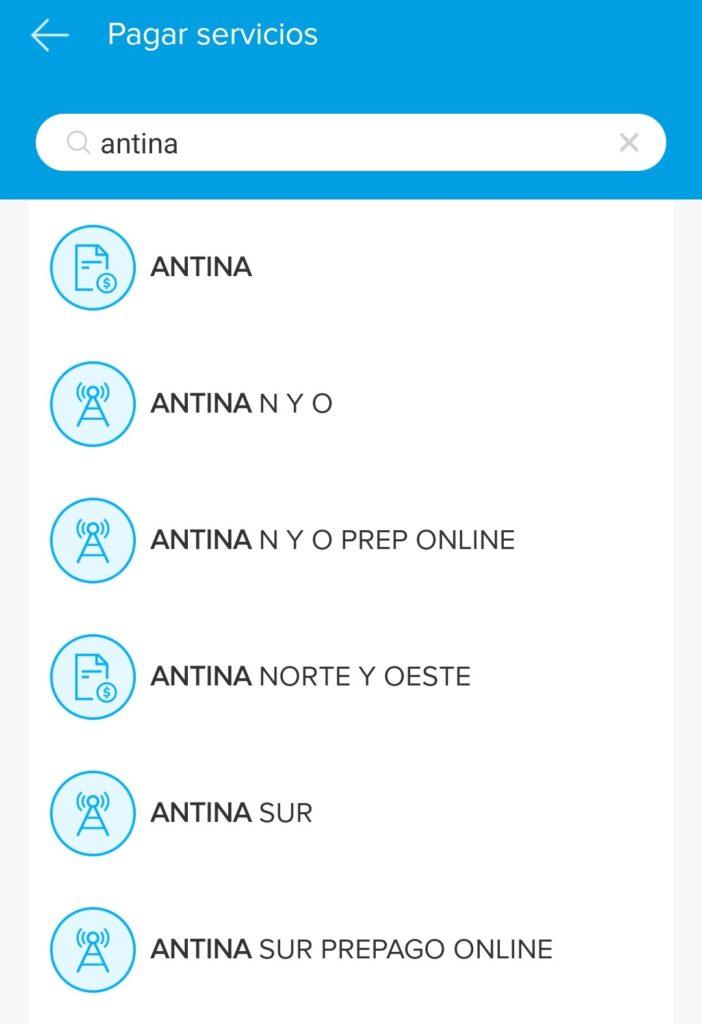 antina mp
